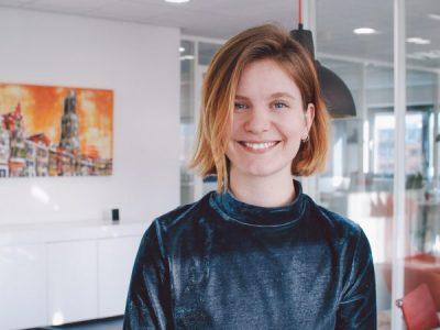 Even voorstellen: Lisa van Dijck