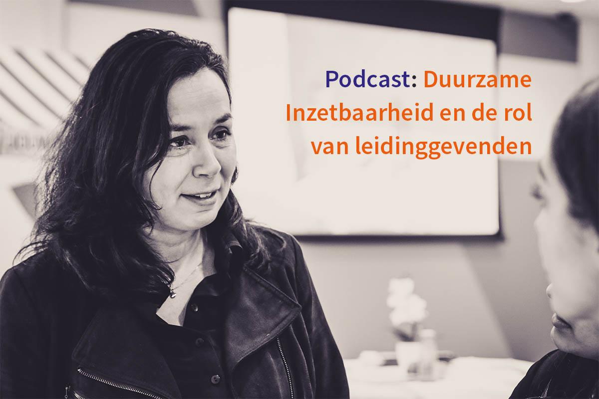 Podcast di en leidinggevenden