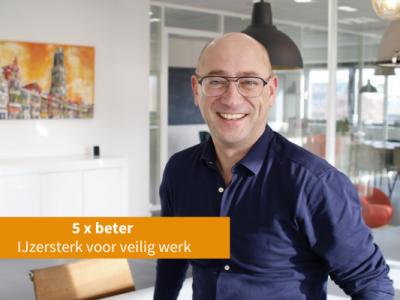 5x Beter – Veilig werken in de metaalsector