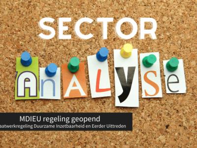 Van sectoranalyse naar een effectieve duurzame inzetbaarheidsaanpak