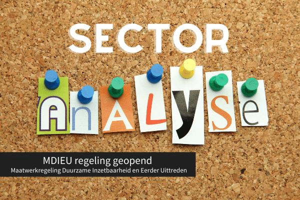 Sectoranalyse